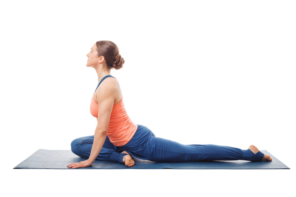 8 Relaxing Restorative Yoga Poses and Benefits [2021]