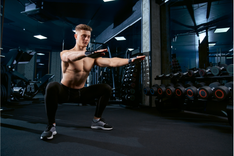 Tabata exercise to get a smaller waist